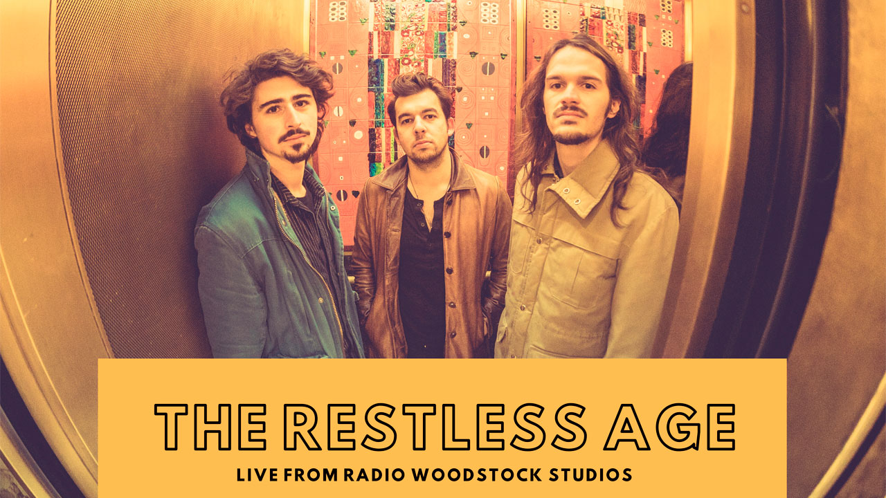 The Restless Age - playing live in Woodstock, NY