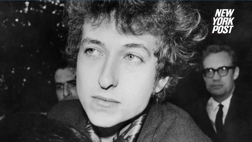 NY Post - Bob Dylan's phone number